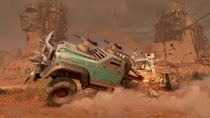 "Vehicular MMO ""Crossout"" Gets New Map, Story Arc"