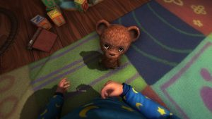 Gameplay for Switch Port of Among The Sleep