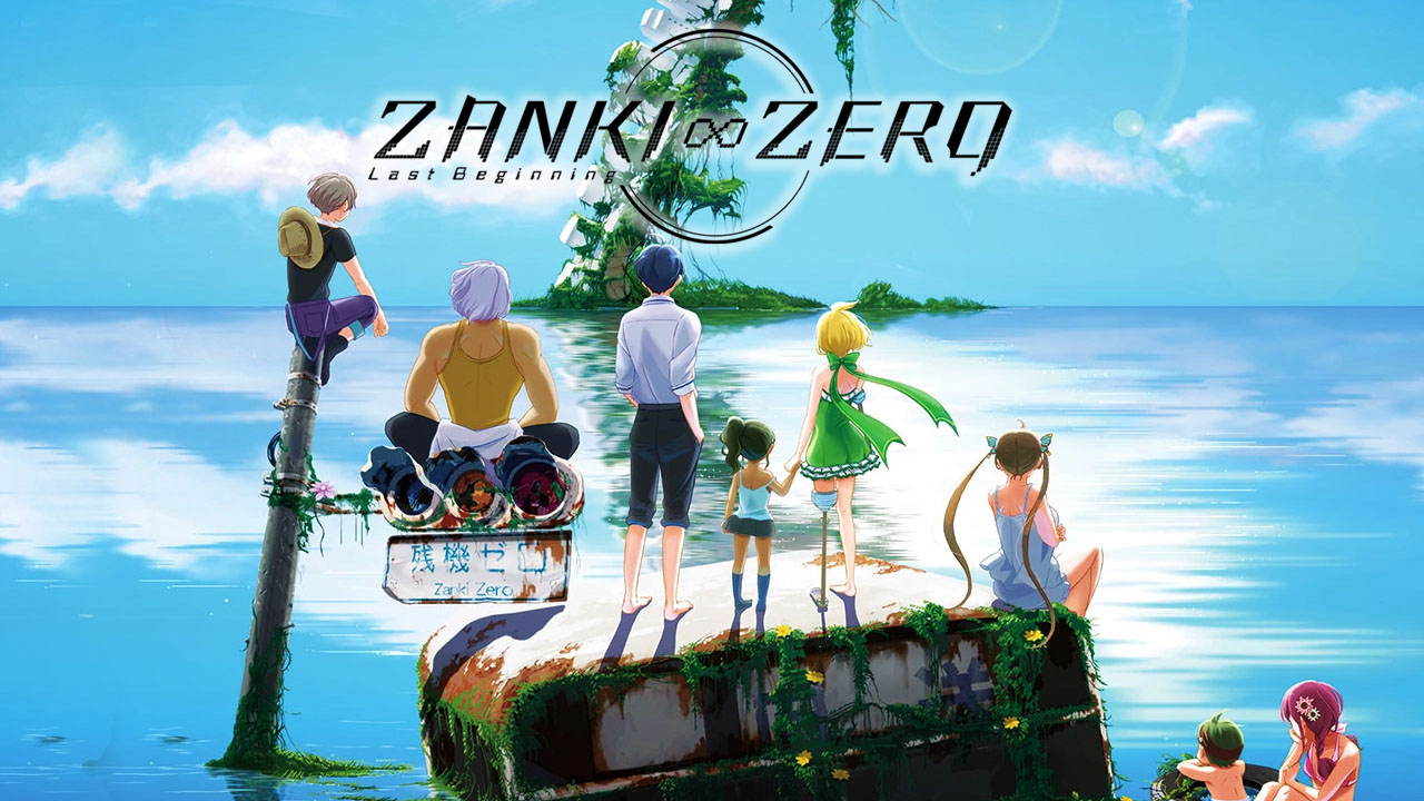 Zanki Zero: Last Beginning Review - Niche Gamer