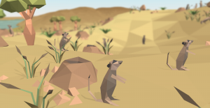 New Update for Relaxing Ecosystem Management Game Equilinox Adds Meerkats