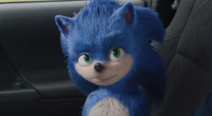 First Trailer for Live-Action Sonic the Hedgehog Movie