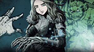 Story Trailer for Vambrace: Cold Soul