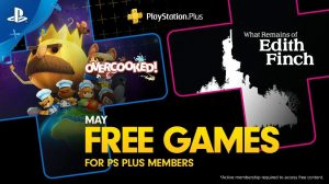 PlayStation Plus Lineup for May 2019 Announced