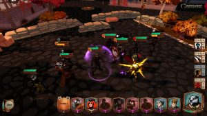 First Major Patch Released for Tactical RPG Grimshade