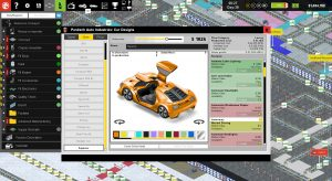 Make Impractical Supercars in New DLC for Production Line