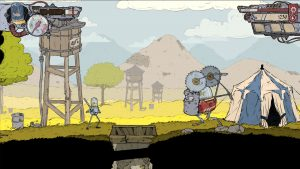 Feudal Alloy Heads to PS4, Xbox One