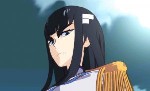 First Look at Story Mode in Kill la Kill the Game: IF