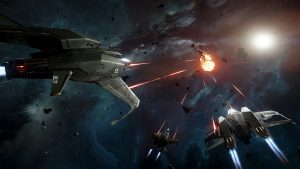 Star Citizen Burned Most of Their $240 Million Crowdfunding Budget by the End of 2017
