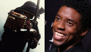 "Chadwick Boseman to Play African Samurai in ""Yasuke"" Movie"