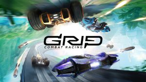 "Big ""AirBlades"" Update Now Available for GRIP: Combat Racing"
