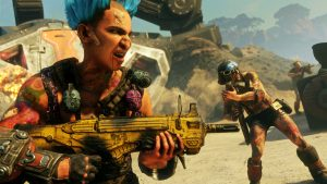 Launch Trailer for Rage 2