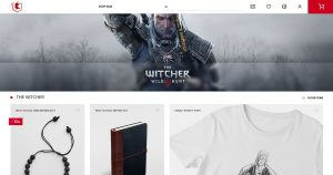 CD Projekt Red Now Has a Merchandise Store