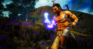 Dev Diary for Ashes of Oahu Discusses Magic Powers