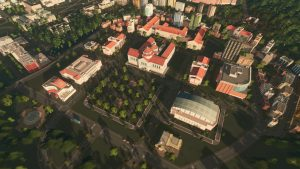 Campus DLC Announced for Cities: Skylines