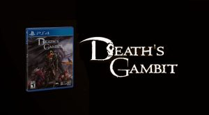 Physical PS4 Version for Death's Gambit Launches in June 2019