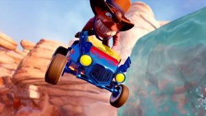 Customization Trailer for Crash Team Racing Nitro-Fueled