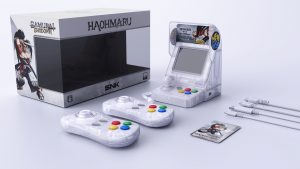 Samurai Shodown Limited Edition NEOGEO Mini Set Announced