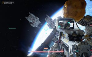"New Trailer for Space FPS ""Project Boundary"""