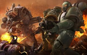 Games Workshop and Bandai Announce Partnership for Warhammer 40,000 Figures