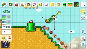 Super Mario Maker 2 Direct Broadcast Set for May 15