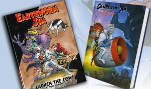 Official Earthworm Jim Comic Book Crowdfunding Now Live