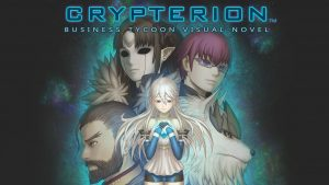 "Intergalactic Business Sim Visual Novel ""Crypterion"" Announced"
