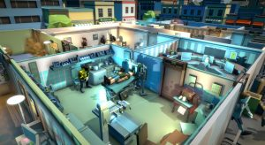 Rescue HQ Heads to PC on May 28
