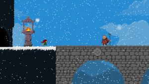 "Metroidvania ""Mable and the Wood"" Launches this Summer; Windows, Linux, Mac, Switch, and Xbox One"