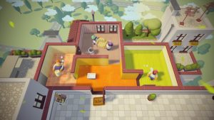 "Co-Op Apartment Renovation Game ""Tools Up!"" Announced for PC, PS4, Switch, Xbox One"