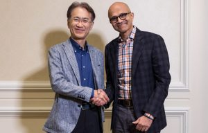 Microsoft and Sony Announce Strategic Partnership for Cloud Gaming and AI