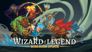 Wizard of Legend Gets New Boss Rush Mode