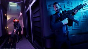 Fortnite John Wick Event Now Available