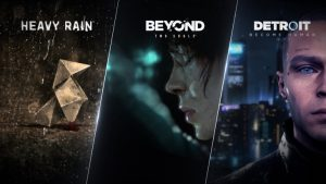 Heavy Rain, Beyond: Two Souls, Detroit: Become Human Launch Dates for PC via Epic Games Store