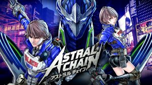 Key Artwork Revealed for Astral Chain