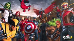 Marvel Ultimate Alliance 3: The Black Order Character Overview
