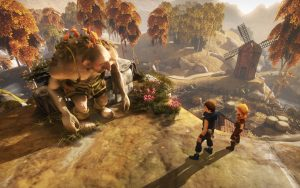 Brothers: A Tale of Two Sons Gets a Switch Port on May 28