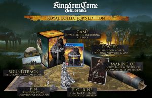 Kingdom Come: Royal Edition Gets a Swanky Royal Collector's Edition