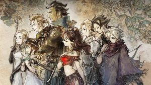 Octopath Traveler's Big Strategy Guide Finally Gets English Release