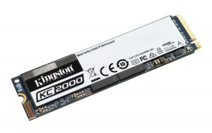Kingston Introduces its Newest KC2000 NVMe PCIe SSD