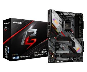 ASRock Announce New Phantom Gaming Z390 Motherboards
