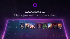 GOG Announces Galaxy 2.0, A New Client For All Your Games