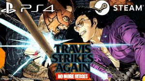 Travis Strikes Again: No More Heroes PC and PS4 Ports Announced