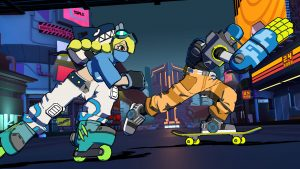 Lethal League Blaze Launches for Switch in July