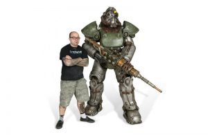 Life-Sized Fallout T-51b Power Armor Costs $10,000, is Not Wearable