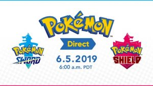 Pokemon Sword and Shield Direct Set for June 5