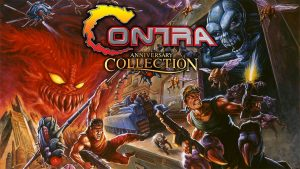 Contra Anniversary Collection Lineup Announced