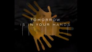 """Tomorrow is in Your Hands"" Teaser for Death Stranding"