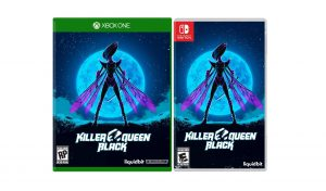 Killer Queen Black Gets a Physical Release on Xbox One, Switch
