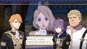 More Fire Emblem: Three Houses Characters Revealed