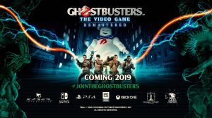 Ghostbusters: The Video Game is Getting Remastered